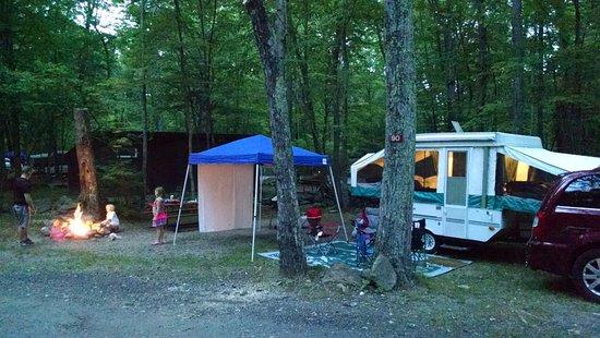 Ashford, CT: Campsite 90