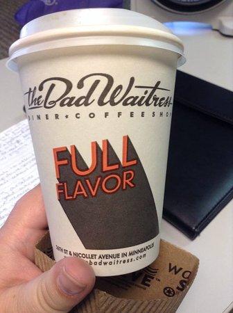 Bad Waitress Breakfast Joint & Coffee Shop: Latte