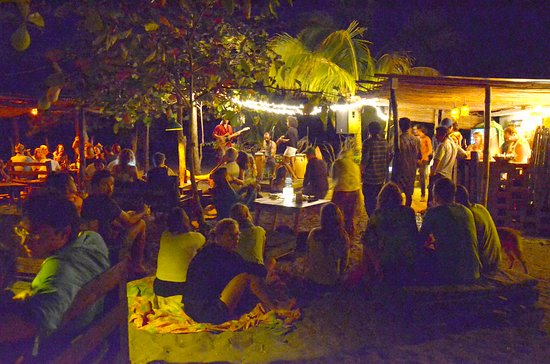 Popoyo, Nicaragua: Live Music