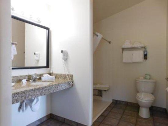 Brookings, OR: ADA Accessible bathroom