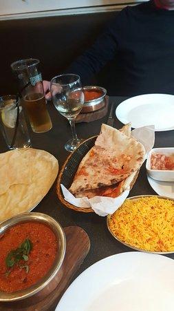 Indian Brasserie Glasgow