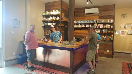 Newcastle, ME: Split Rock Distilling
