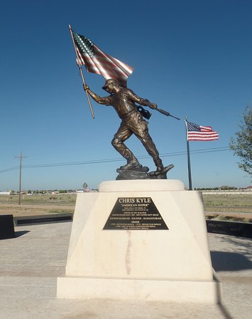 Chris Kyle Quot American Sniper Quot Memorial Odessa 2020 What