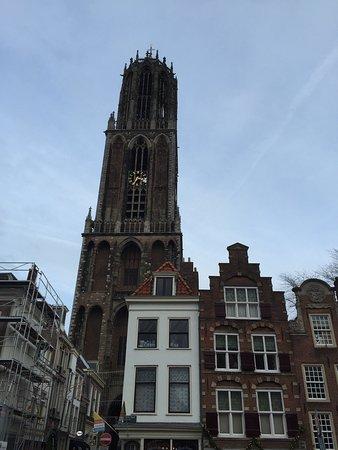 Oudegracht Museumkwartier Utrecht