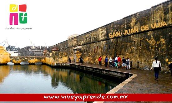 Veracruz, Mexico: San Juan de Ulúa