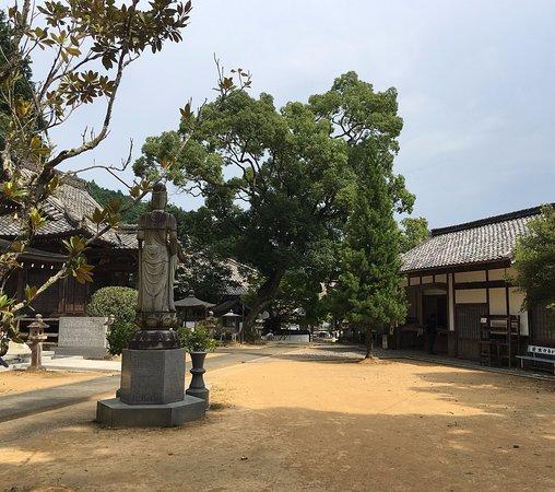 Butsumokuji Temple: 境内の雰囲気
