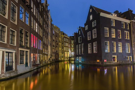 Some tourists think Amsterdam is a city of sin, but in truth