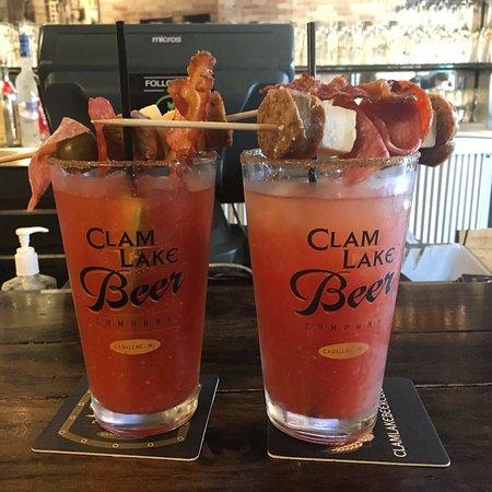 Cadillac, MI: Build your own Bloody Marys
