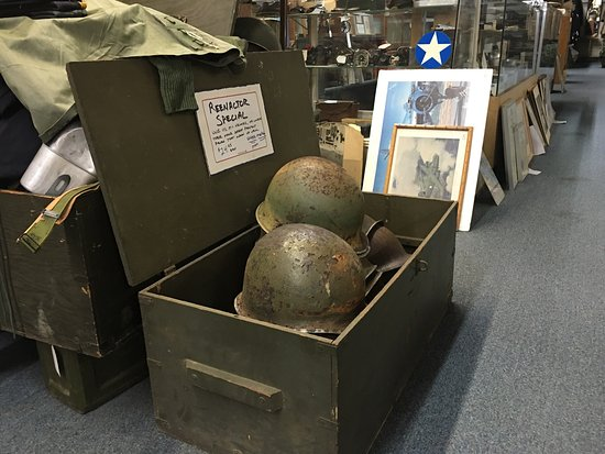 Military Antiques & Museum