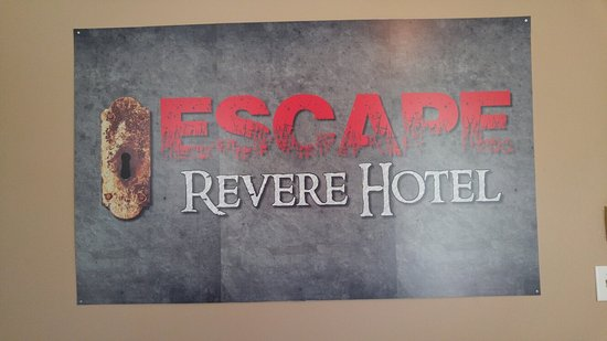 Perth, Canada: Escape Revere Hotel