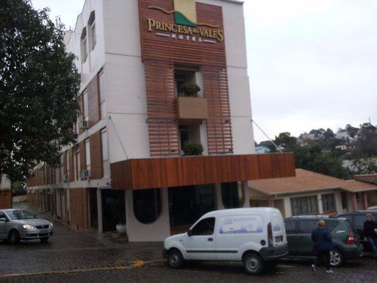 Hotel Princesa dos Vales