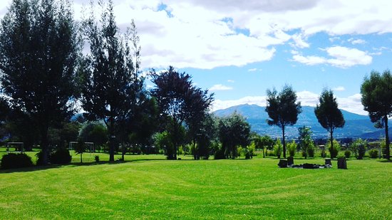 Pintag, Ecuador: La vista es maravillosa!