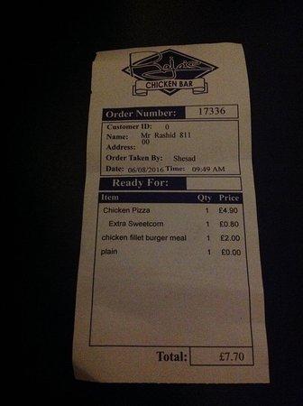 Rajas Pizza Bar Bradford Restaurant Reviews Photos