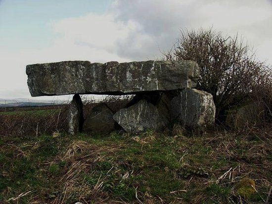 Уэйдбридж, UK: Massive quoit