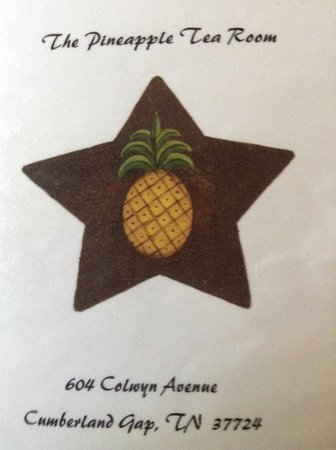 คัมเบอร์แลนด์แก็ป, เทนเนสซี: logo