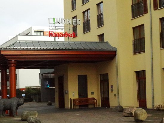 Lindner Hotel Hamburg Check Out