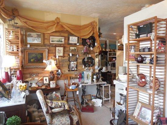 The Wooly Lam: Over 40 vendors have treasures displayed