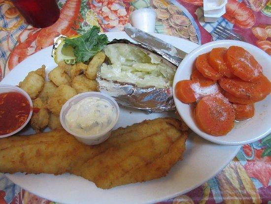George's Seafood Foto