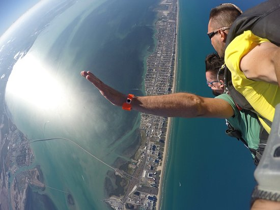 South Pardre Island Skydiving