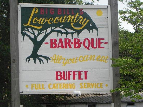 Big Bill's Low Country Bar-B-Q: Big Bill's Low Country BBQ