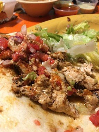 แอนเดอร์สัน, เซาท์แคโรไลนา: Chicken street taco
