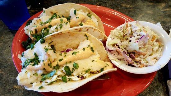 Des Moines, WA: Fish tacos