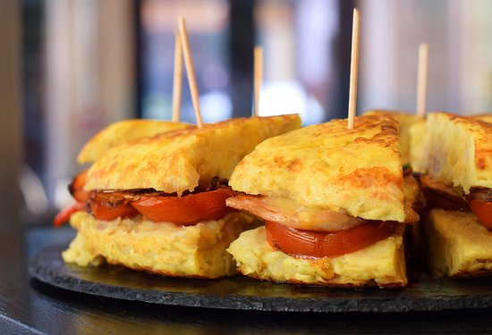 tortilla sandwich picture of ohlola london tripadvisor