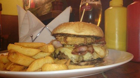 Tiki Burger RestoBar