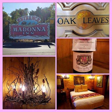 Madonna Inn: Oak Leaves