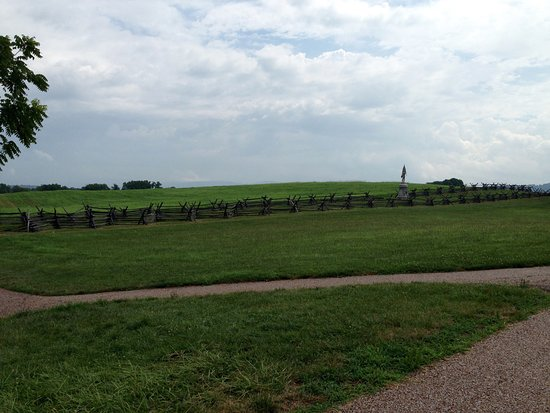 Sharpsburg, MD: Sunken Road