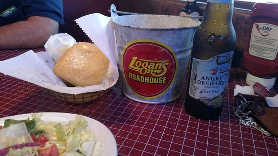 Anderson, SC: Logan's Roadhouse