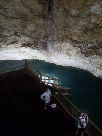 Yucatan, Mexico: Medium sized Cenote
