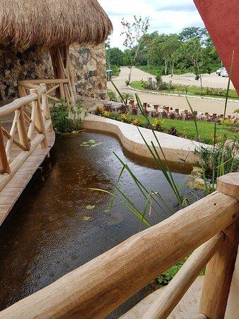 Yucatan, المكسيك: A little rain storm