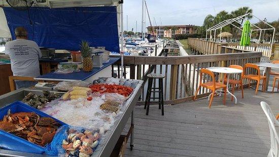 Frankies Raw Bar Here Weds Thru Sunday With Fresh Seafood