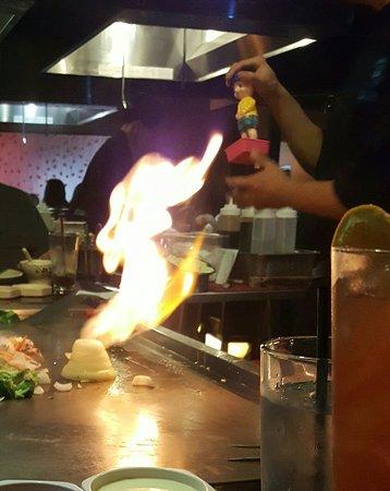 Izumi Japanese Steak House & Lounge