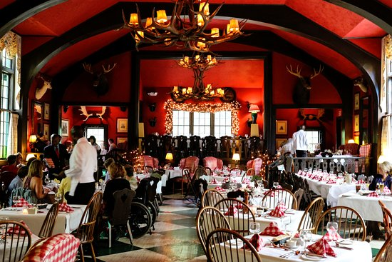 The Woods Picture Of The Woods Restaurant Mackinac Island