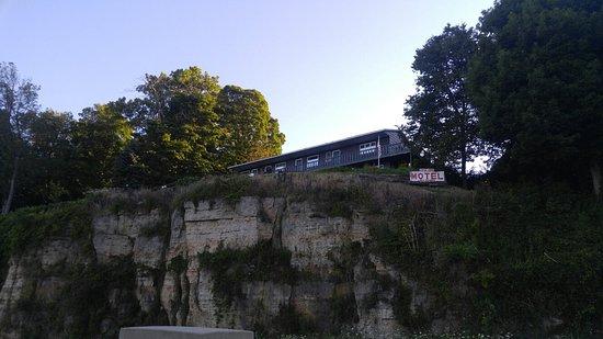 Guttenberg, IA: Eagle View Motel