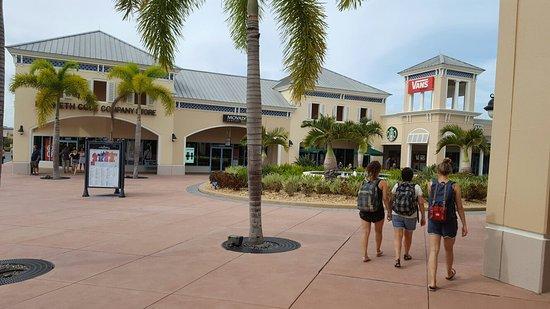 Ellenton Premium Outlets: Nur für den Freizeitvertreib