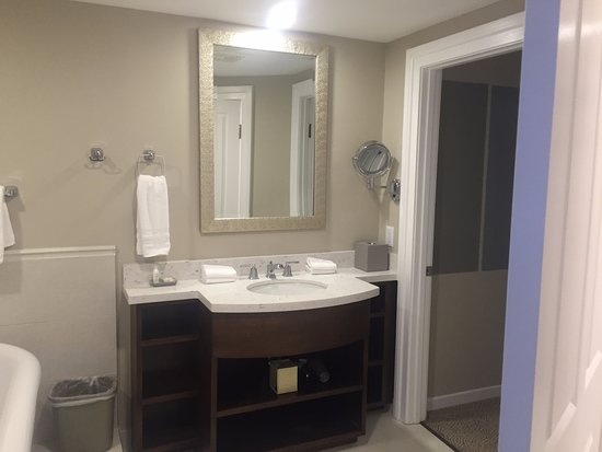 Beach Club Villas 2 Bedroom Master Bath Picture Of