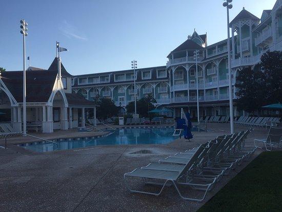 Disney S Beach Club Villas Pool
