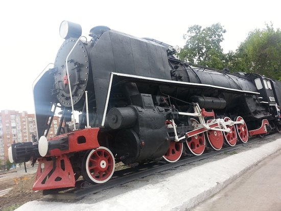 Monument Locomotive FD21-3031