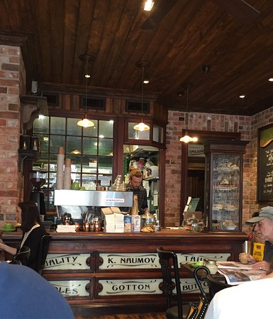 Greater Newcastle, Avustralya: Dining in