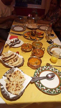 Ballymahon, Irlandia: Bollywood Indian Restaurant