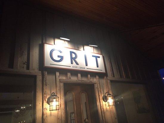 Taylor, MS : Fantastic meal at Grit!