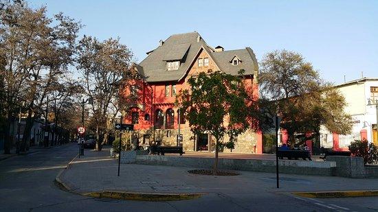 Plaza Camilo Mori