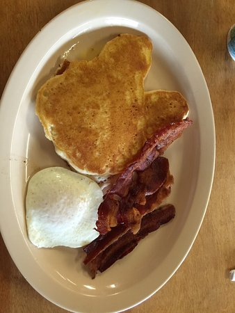 Zavalla, TX: Best breakfast in Texas