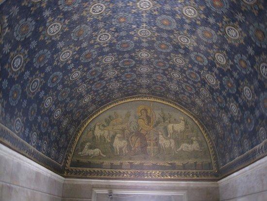 The Good Shepherd Mosaic
