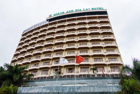 Pleiku, Vietnã: Hotel.