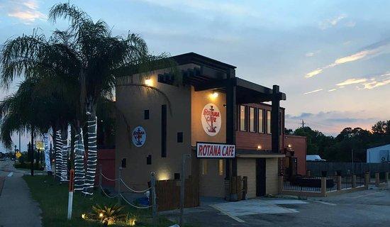 ซีบรูค, เท็กซัส: Rotana cafe and restaurant