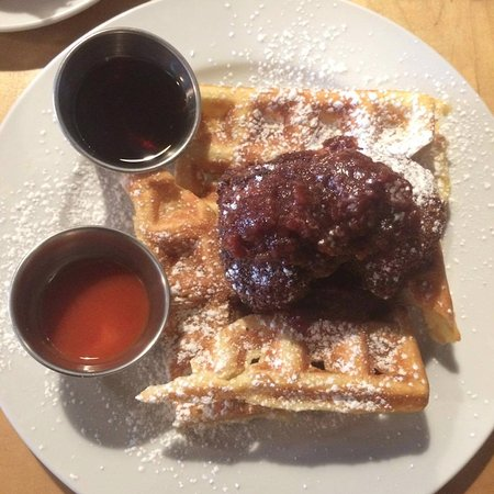 Pressed: Brunch Waffles